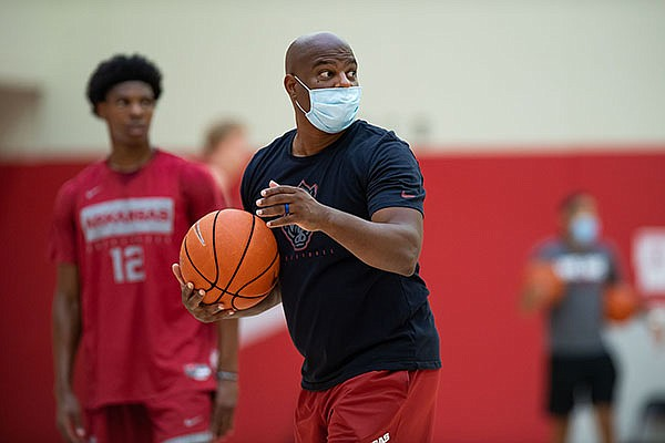 Positive Test Cancels Patrick & Arkansas Game (Basketball)