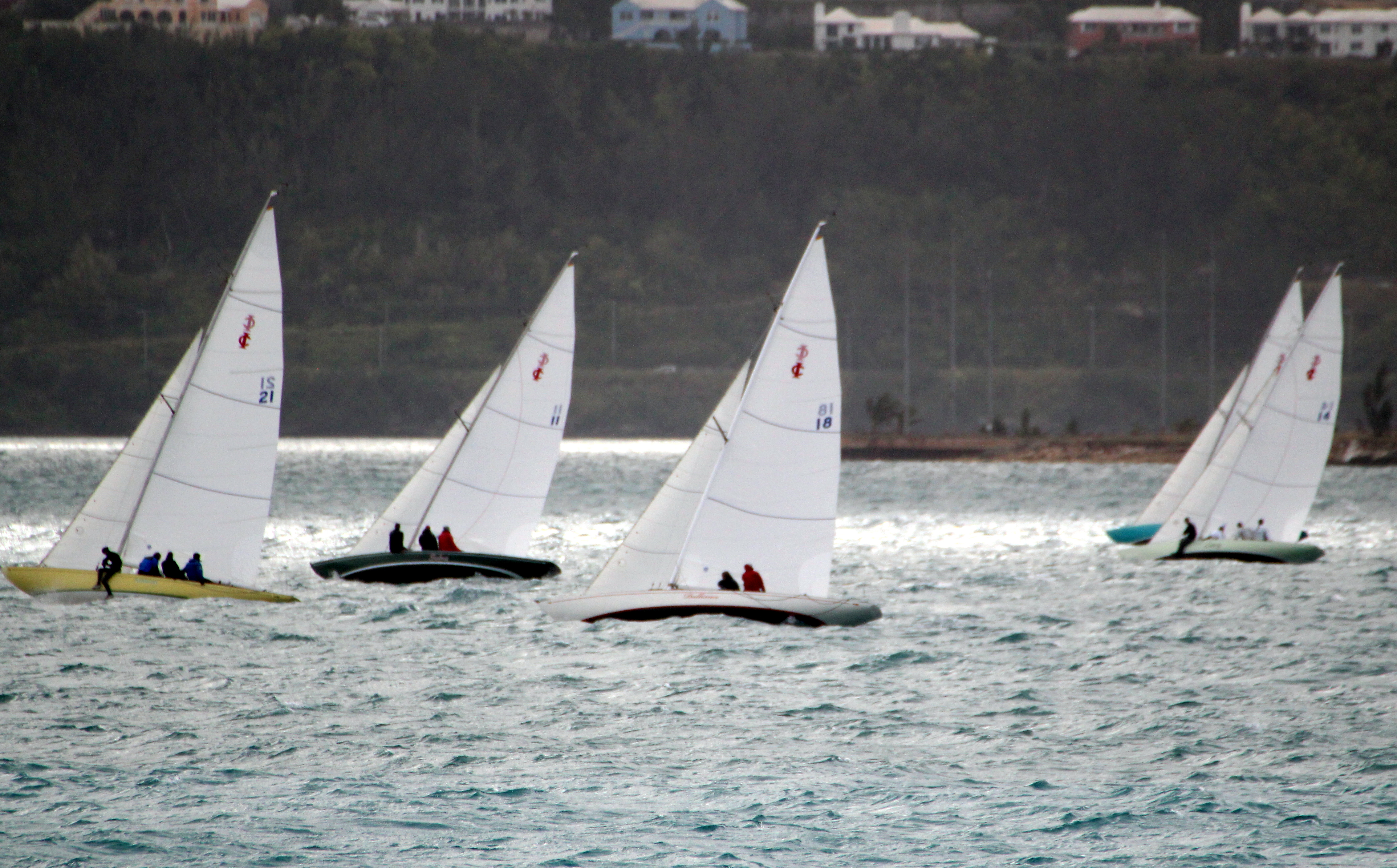 Bermuda Keelboat Championships 2020 Day Two (Sailing)