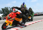 Motorcycle Racing at Clearwater